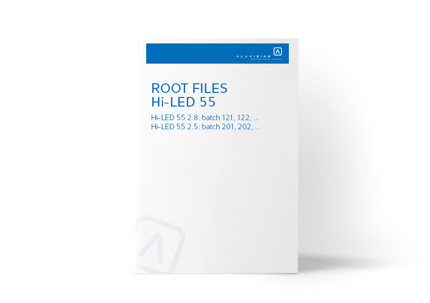 Hi-LED 55 root file