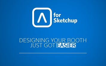 Aluvision for SketchUp: Designing Stands Has Never Been Easier