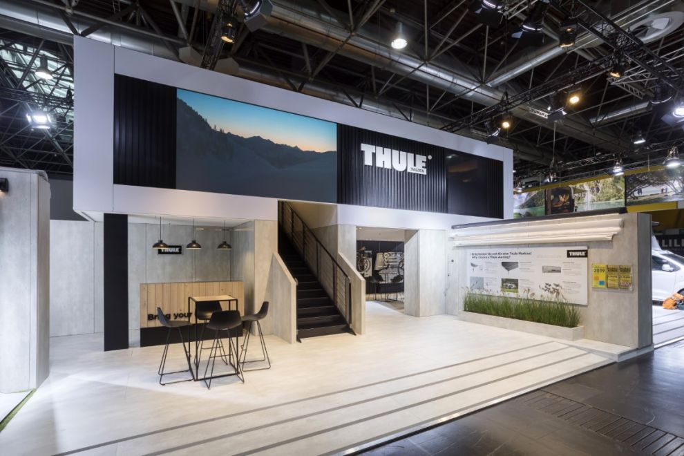 Aluvision | Fabric frames | Seamless fabric walls for ...
